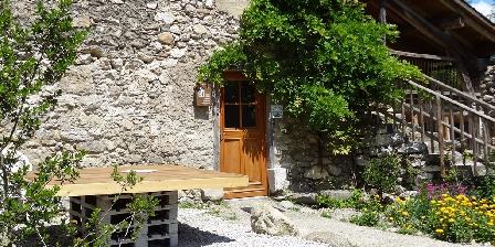 La Maison du Meunier Gîte Rural Extérieur cour-jardin