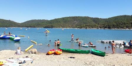 Ma Vie La Le lac de saint Gassien