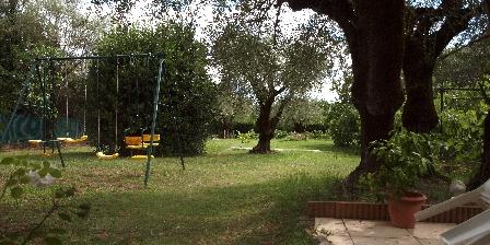 Ma Vie La Vue sue jardin