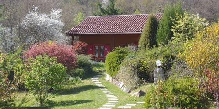 Location de vacances Les Chalets de La Vigne Grande > Accès au Chamaroux