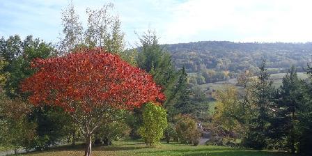 Location de vacances Les Chalets de La Vigne Grande > avec vue sur vallée