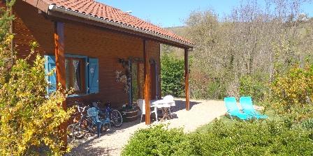 Location de vacances Les Chalets de La Vigne Grande > plein sud...