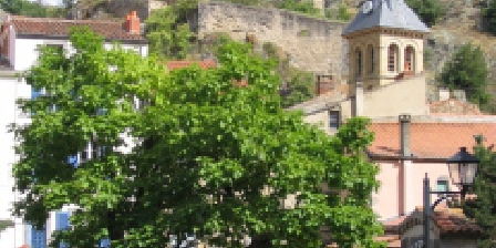 Location de vacances Les Chalets de La Vigne Grande > Saint-Floret