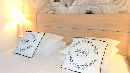bed & breakfast Doubs - the bedroom