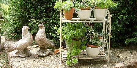 Au Cadran Solaire Au jardin