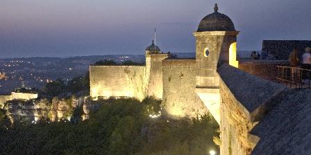 Au Cadran Solaire Besançon,ville élue au patrimoine mondial, la citadelle