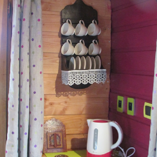 café ou thé roulotte