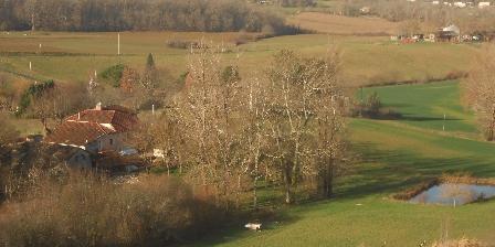 Gite Tournonzen Gîte Prunier > La propriété