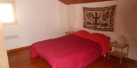 Gite Tournonzen Gîte Prunier > Une chambre ethnique