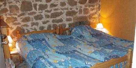 Gite Plein Sud Twin bedded room