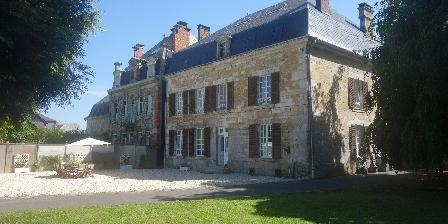 La Petite Abbaye Maison côté parc