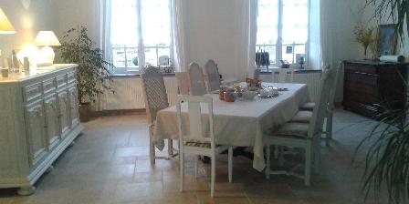 La Petite Abbaye Salle du petit déjeuner
