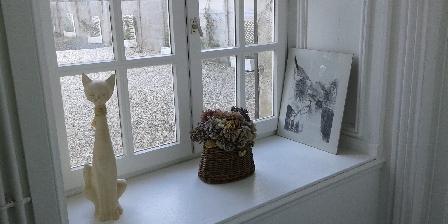 La Petite Abbaye Fenêtre côté parc