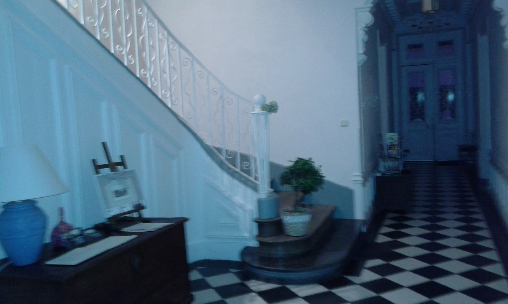 couloir rez de chaussée