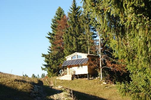 Chambre d'hote Jura - Cabane