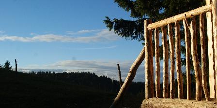 La Dalue - Cabane Entrée