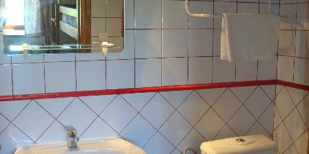Gîte 8 à 16 Places Salle de bain