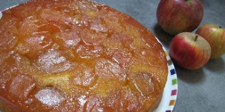 Le Domaine de La Rousselie Gâteau aux pommes caramélisé