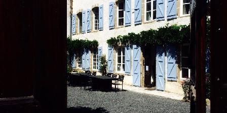 Domaine La Reveille Porte principale