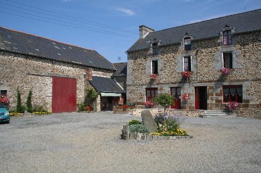 Chambre d'hote Ille-et-Vilaine - maison régional 19ème