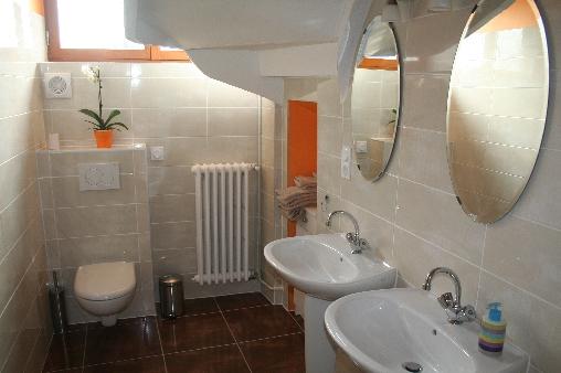 Chambre d'hote Ille-et-Vilaine - salle d'eau familiale