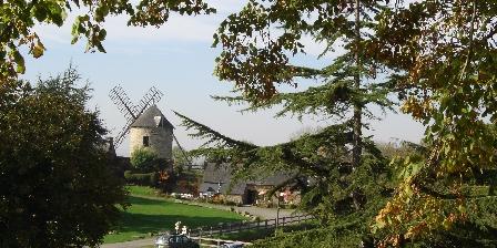 Domaine de La Roche Notre village