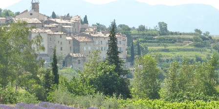 Le Clos Chantebise Venterol, a village ten minutes from Le Clos Chantebise