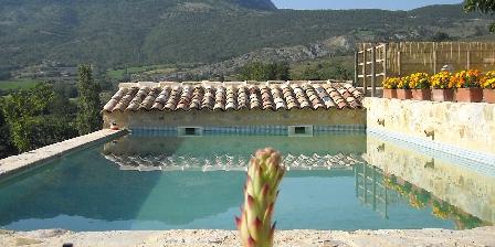 Gite Domaine La Vanige > gîte avec piscine en Provence