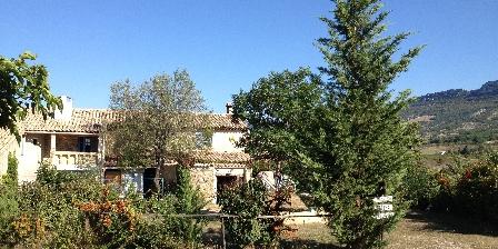 Domaine La Vanige Le calme du Parc Naturel des Baronnies Provençales