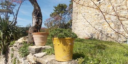 La Chadenède Le jardin