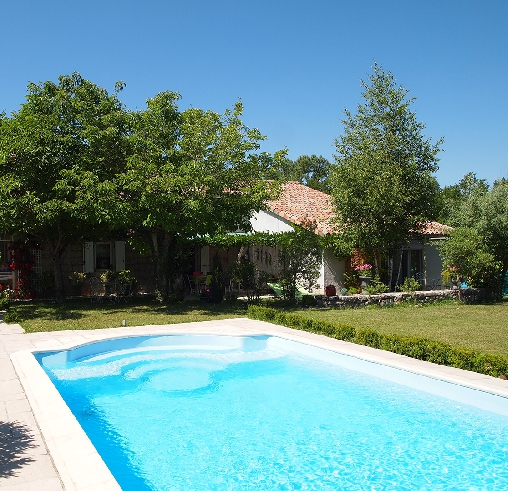 bed & breakfast Ardèche - The B and B