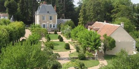 Chambre d'hotes Manoir de La Voûte > Manoir de la Voûte : les jardins