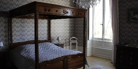 Manoir de La Voûte Suite Chambord chambre 1