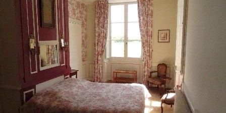 Manoir de La Voûte Suite Chenonceau chambre principale