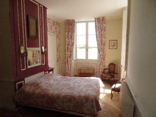 bed & breakfast Loir-et-Cher - Main room Chenonceau suite