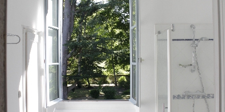 Manoir de La Voûte Suite Chenonceau : salle de Bains