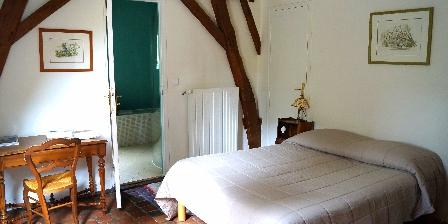 Manoir de La Voûte Cherverny Suite : main room
