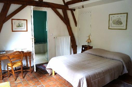 Suite Cheverny : chambre principale