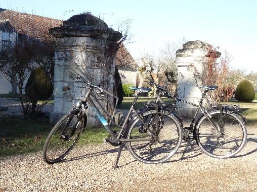 Les vélos de location