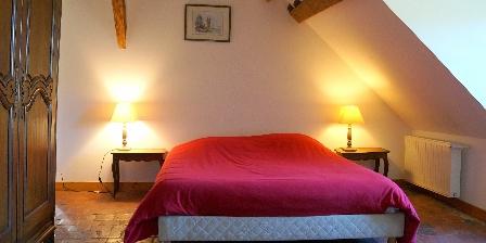 Manoir de La Voûte Chambre cottage Montrésor