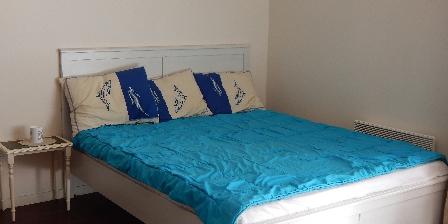 Les Sables du Portzic Un lit confortable...
