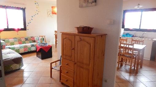 Chambre d'hote Finistère - L'entrée de la maison