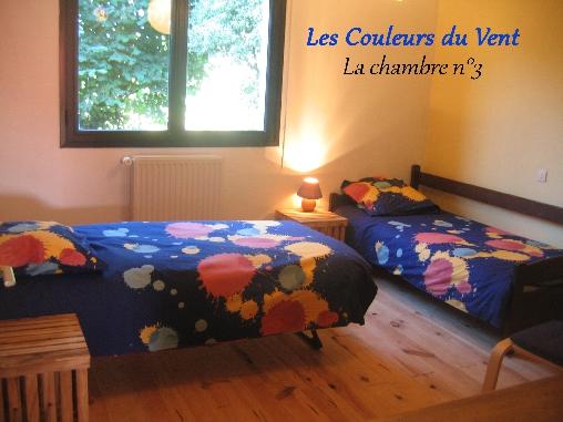 Chambre d'hote Finistère - La chambre bleue