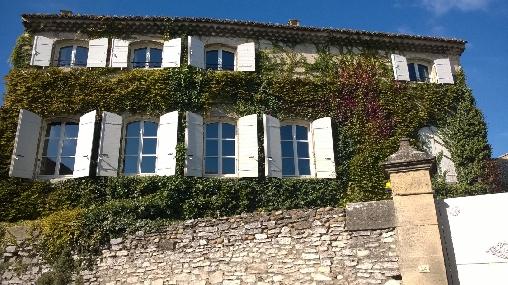 Chambre d'hote Gard - la façade