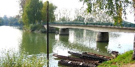Au Pays Rhenan Le pont de la Sauer