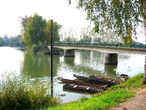 Le pont de la Sauer