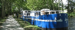Bed and breakfast Péniche La Mouette