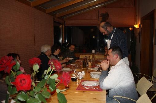 Chambre d'hote Vosges - La table d'hôtes