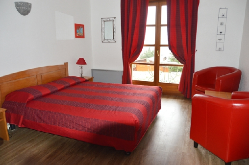 Chambre d'hote Vosges - La chambre Grenouille