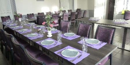 Gite Château de Petit Bois > salle de restaurant